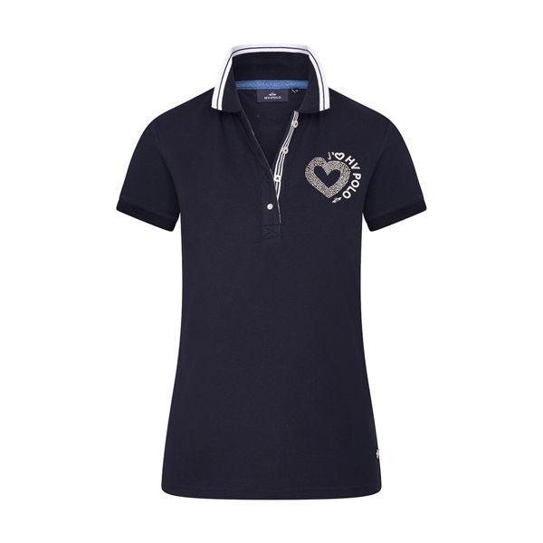 Poloshirt , HV Polo