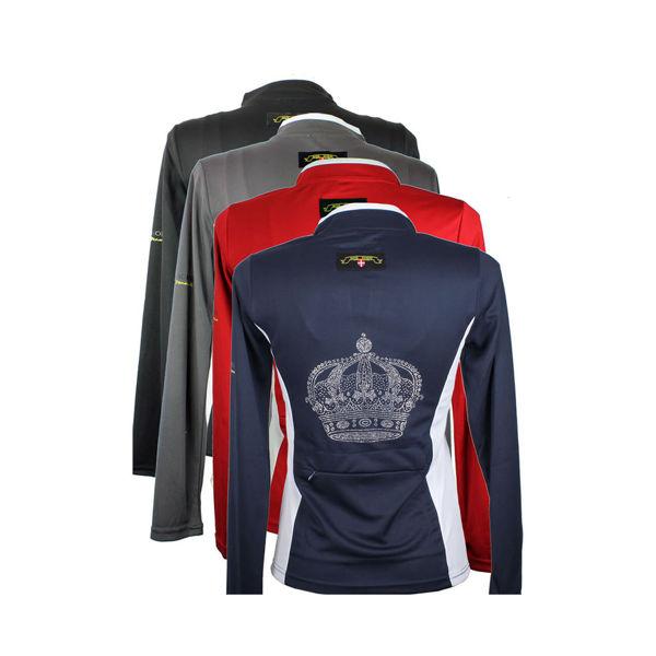 Shirt Crown, Mink Horse
