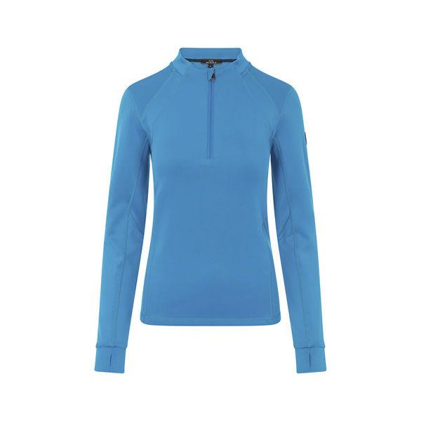 HV Polo Trænings trøje turkis