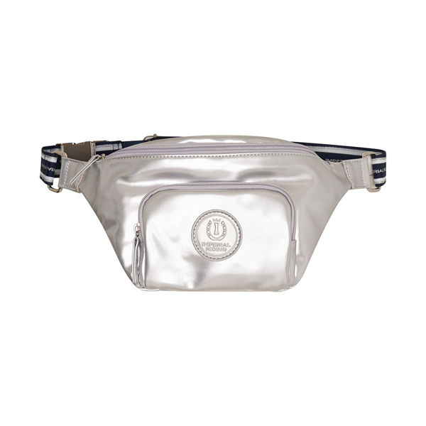 Hipbag i sølv, IR