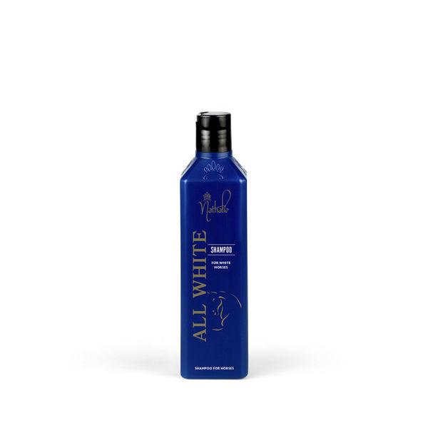 Shampoo, All White, Nathalie Horsecare
