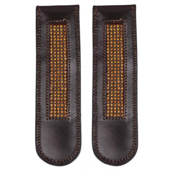 Støvleklips, brun