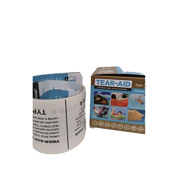 Tear-Aid i ruller, dækken tape