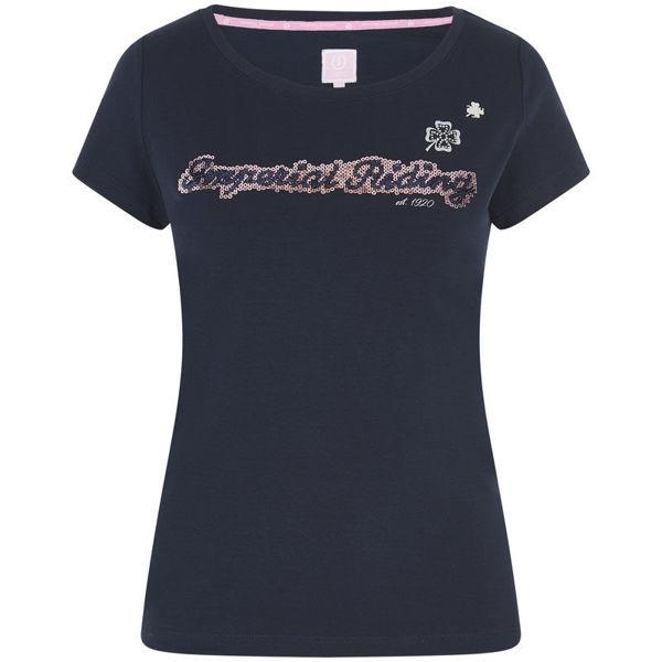 IR T-shirt m glimmer logo