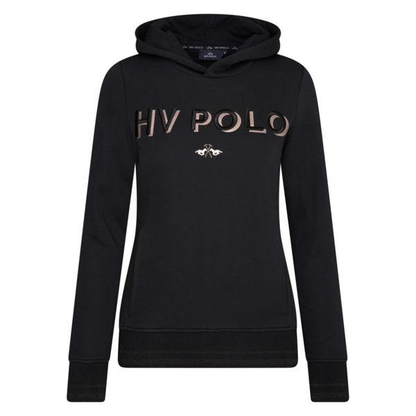 HV Polo hoodie med logo