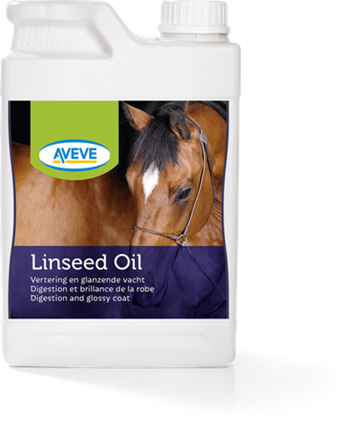 Aveve Linseed Oil, 2 L